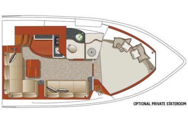 2007Four Winns 37 ft 378 Vista   RAE LEANN