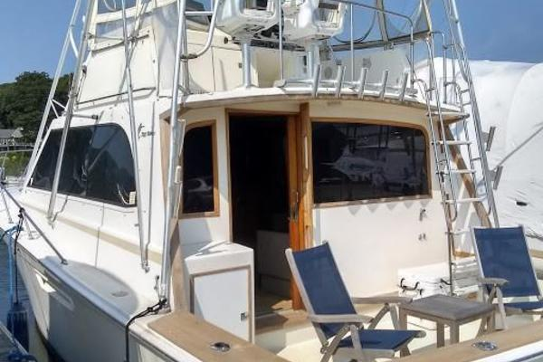 37' Egg Harbor 37 Convertible 1985 | Fish n Roo II