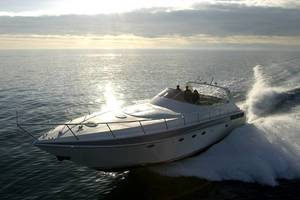 60' Euromarine Jaguar 60 America 2005 Photo 9