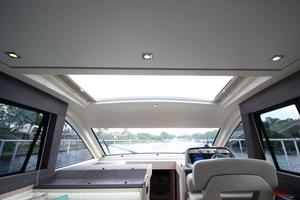 50' Monte Carlo MC5S 2018 Sunroof Open