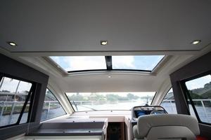 50' Monte Carlo Mc5s 2018 Sunroof with shades open