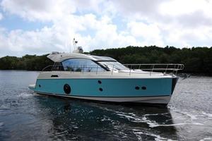50' Monte Carlo MC5S 2018 Starboard Profile