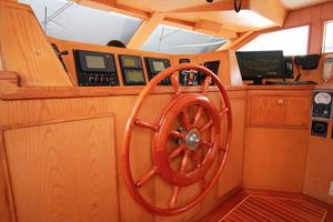 106' Denison Raised Bridge Motor Yacht-1986/2010 1986