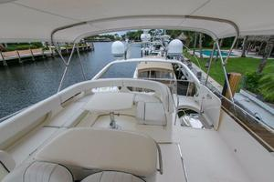 60' Viking Sport Cruiser Vsc60 2001 FLYBRIDGE