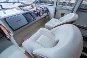 60' Viking Sport Cruiser Vsc60 2001 LOWER HELM