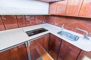 60' Viking Sport Cruiser Vsc60 2001 GALLEY