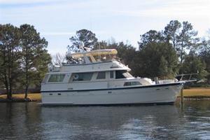 56' Hatteras Motoryacht 1983 Profile