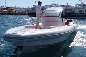 46' Pirelli PZero 1400 Outboard Edition 2018