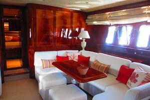 80' Mangusta 80 2003 Main Salon