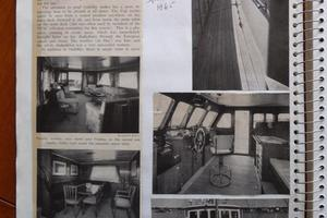 86' Feadship Classic Canoe Stern 1964 Yachting Magazine - March 1965 (page 3)