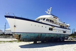 86' Feadship Classic Canoe Stern 1964 CurrentconditionMay162015