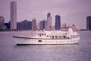 86' Feadship Classic Canoe Stern 1964 Shown as 'Dale R'