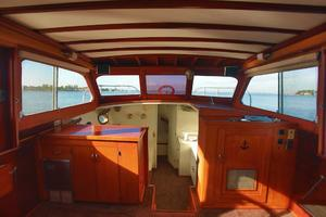 45' Chris-craft Flybridge Motor Yacht 1953
