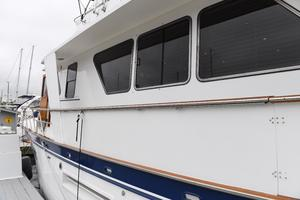 53' DeFever 53 POC 1987 Side Deck