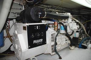 60' Bertram Convertible 1991 Generator