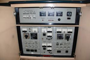 60' Bertram Convertible 1991 Electric Distribution Panel