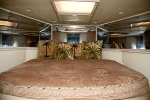 60' Bertram Convertible 1991 VIP Stateroom Forward