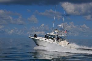 37' Sea Ray Express Cruiser 1999