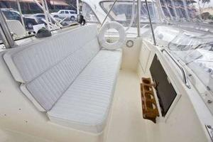 48' Ocean Super Sport 1988 Bridge Forward Seating