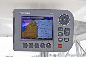 48' Ocean Super Sport 1988 Electronics-Raymarine GPS