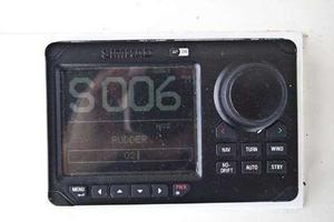 48' Ocean Super Sport 1988 Electronics-Simrad AP