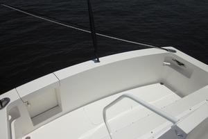 60' Viking 60 Cockpit Sport Yacht 2000 Cockpit - Transom Door