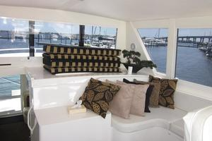 60' Viking 60 Cockpit Sport Yacht 2000 Enclosed Bridge