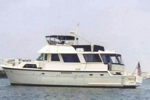61' Hatteras Cockpit Motor Yacht 1981 Photo 1