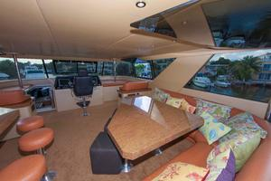98' Westport/Westship CPMY 1992 ENCLOSED FLYBRIDGE