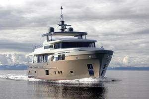 93' Van der Valk Explorer 28M 2019 Van der Valk 28M Continental Trawler