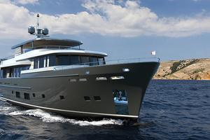 121' Van Der Valk Explorer 37m 2020