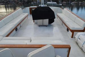 85' Monk McQueen 1987 Flybridge