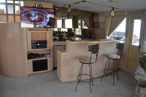 85' Monk McQueen 1987 Entertainment Center