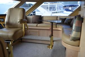 85' Monk McQueen 1987 Pilothouse