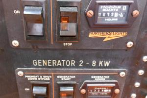 57' Wellington Pilothouse 1989 2- generators 12kw - 8kw