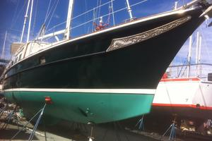 57' Wellington Pilothouse 1989 On hard