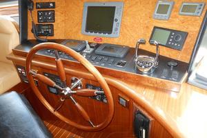 58' Symbol 58 Pilothouse 2006 Lower Helm