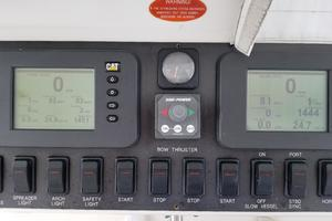 58' Symbol 58 Pilothouse 2006 Hours on Main Engines 10-28-17