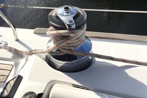 49' Beneteau 49 2008 Electric primary winches