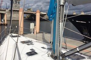 49' Beneteau 49 2008 Mast furling and fore deck