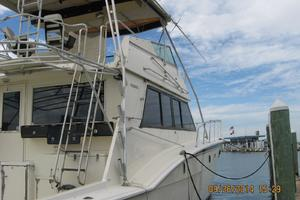 55' Hatteras Convertible 1985 Starboardprofile