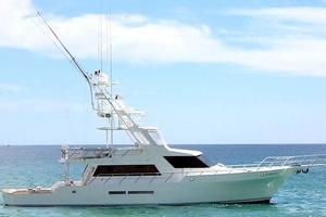 Douglas Sharp Design 78' Yachtfisher Yacht Fisher 1990 Gladiator