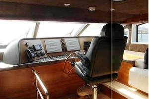 105' Majesty Yachts 105 2014 Pilothouse