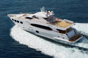 105' Majesty Yachts 105 2014 105 Running (manuf)