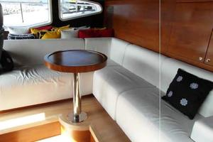 105' Majesty Yachts 105 2014 Pilothouse Settee