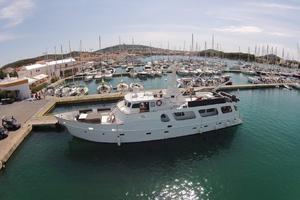 88' Torpoint Steel Boats Motor Yacht 1985