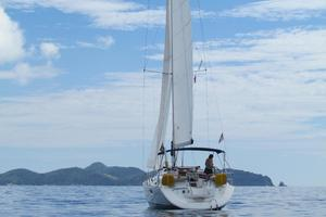 42' Jeanneau Sun Odyssey 42 Ds 2009 Sailing