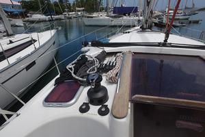 42' Jeanneau Sun Odyssey 42 Ds 2009 Port Rope Clutches and Electric Winch
