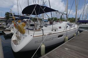42' Jeanneau Sun Odyssey 42 Ds 2009 Starboard Aft