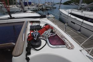 42' Jeanneau Sun Odyssey 42 Ds 2009 Starboard Rope Clutches and Winch